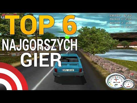 TOP 6 Najgorszych Gier Wszechczasów - Ranking 2015