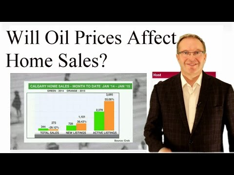Will Oil Prices Affect Our Real Estate Market?