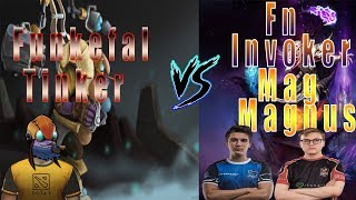 Funkefal Tinker Vs Fn Invoker and Mag Magnus.. Lets See If CIS Pro's Can Stop My Tinker?