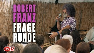 Fragerunde - Robert Franz in Bottis Kräutergärtnerei 02. July 2017