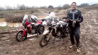 Honda Africa Twin: Manual v DCT | Features | Motorcyclenews.com