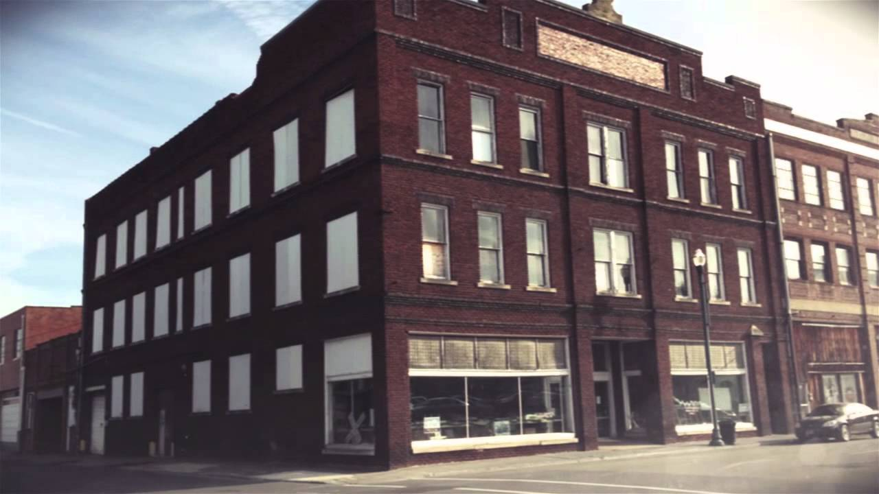 Downtown johnson city tn and trek youtube for Bath remodel johnson city tn