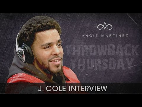 """J. Cole on """"Be Free"""" Performance: I Watched Eric Garner Video Before to Get In the Mindframe"""