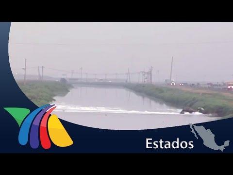 Río Lerma a un 85% de su capacidad | Noticias del Estado de México