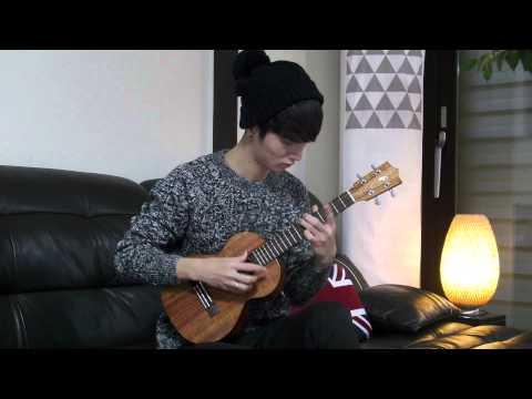 (taeyang) Eyes,nose,lips – Sungha Jung (ukulele) video