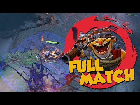 EFFECTIVE BUT PAINFUL - DotA 2 Techies Full Ranked Match