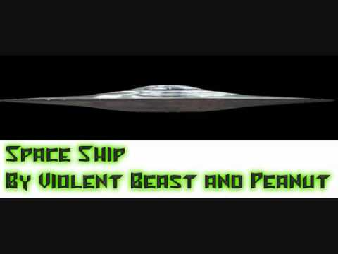 Space Ship By Violent Beast and Peanut