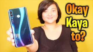 Huawei P30 lite Unboxing and Review(Tagalog)