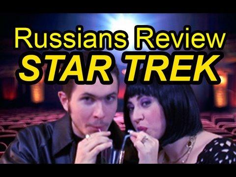 Russians Review Star Trek