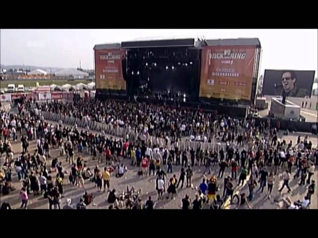 Filter - Soldiers of Misfortune HD (Rock Am Ring Mtv 2008)