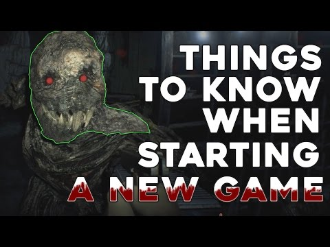 Resident Evil 7: 10 Things To Know When Starting a New Game