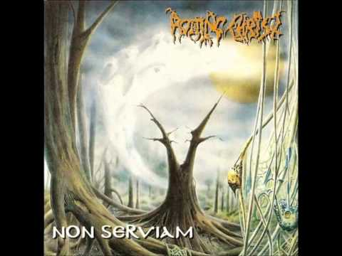 Rotting Christ - Mephesis Of Black Crystal