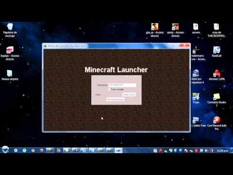 Como abrir un mundo lan en minecraft 1.5.1