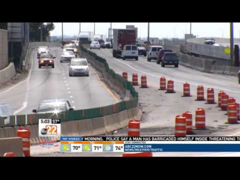 I-75 Construction Changes Begin Today