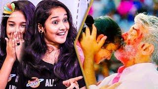 Ajith Uncle Calls me 'ENTE MOLAE' : Baby Anikha Surendran Viswasam Interview | Making