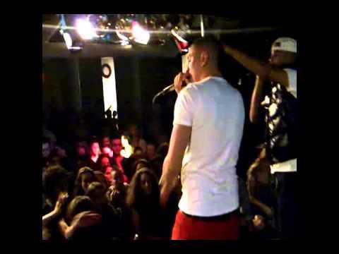 Oualid-R & Rakimster live @Dordrecht + Na de show.