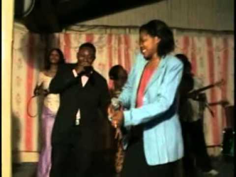 Angela Chibalonza  Ebenezar