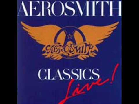 01 Train kept a rollin' Aerosmith 1986 Classics live CD 1