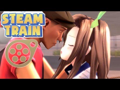 [SFM] Steam Train Animated-Go! Go! Nippon!