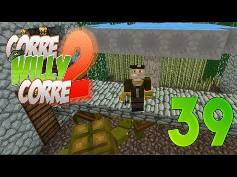 """TORTUGAS!!"" Episodio 39 - ""Corre Willy Corre 2"" - MINECRAFT Mods Serie 