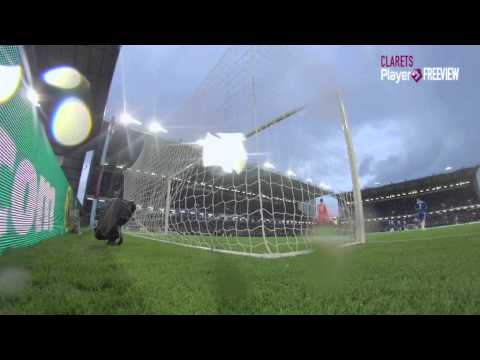 UNMISSABLE: Burnley's first goal back in the Premier League!