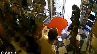 Watch This Brave Dog Save Store Owner From Armed Robber