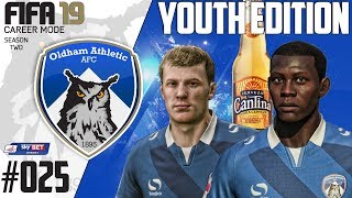 Fifa 19 Career Mode - Youth Edition - Oldham Athletic - Season 2 EP 25