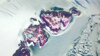 9/5\18~2ND *MAJOR* DISCOVERY IN ANTARCTICA(!) MILE WIDE ANCIENT FORTRESS(!)