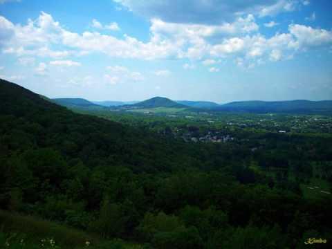 Travels with Kimbo: Lehigh Valley,  Pennsylvania:  Ain't no Mountain High Enough