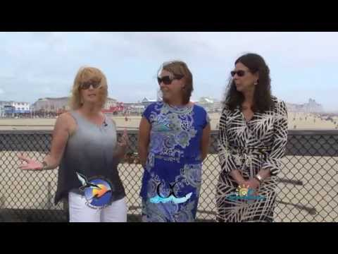Ocean City 'Tourism Gals' - August 2014 Events