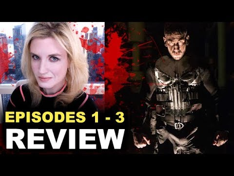 The Punisher Episode 1 - 3 REVIEW