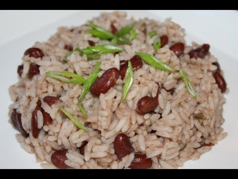 Jamaican Rice And Peas Recipe. thumbnail
