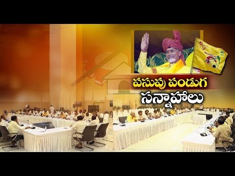 TDP Gears Up For Mahanadu In Vijayawada From May 27 To 29