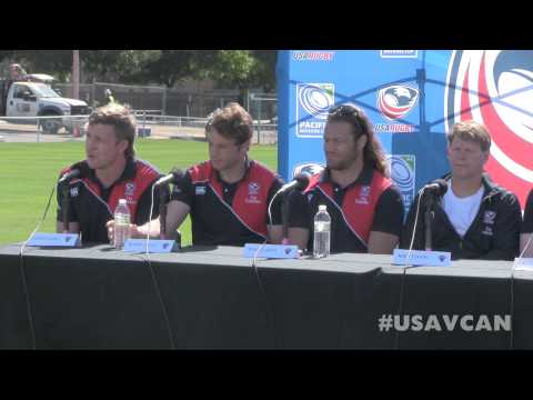 USA vs Canada Pre-match Press Conference