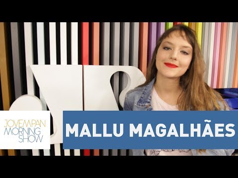 Mallu Magalhães - Entrevista Completa - 22/06/17 thumbnail