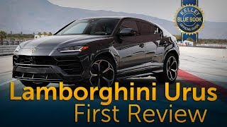 2019 Lamborghini Urus - First Review