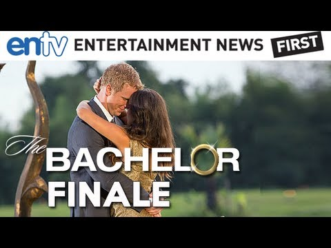 The Bachelor Finale : Catherine Wins, Sean Proposes, Wedding Planned- ENTV