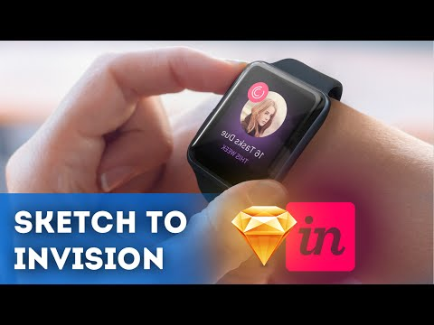 UX Prototyping: Sketch to InVision in 6 Minutes  • Sketchapp Tutorial & Design Process Workflow