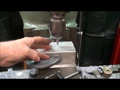 Shop Tips #169 TUBALCAIN MAKES A LEAD HAMMER MOLD Part 6