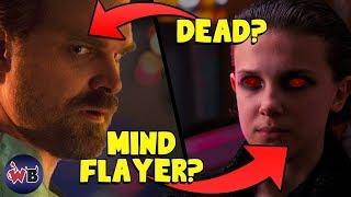 DARK Stranger Things Season 3 Theories That Might Be True!