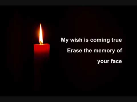 Hey Monday - Candles (Lyrics)