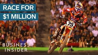 This 28-Year-Old Supercross Racer Has 20 Minutes To Make $1 Million