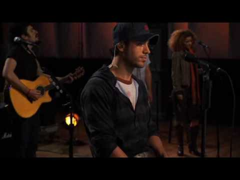 Enrique Iglesias - Somebodys Me - Live Walmart Soundcheck