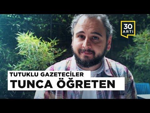 Bilgiye sahada ulaşan genç gazeteci Tunca Öğre...