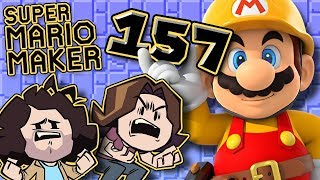 Super Mario Maker: Red Coin Bowling - PART 157 - Game Grumps