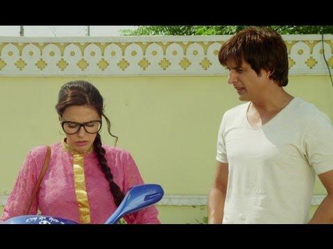 Jimmy Sheirgill Meets Neha Dhupia's Sister - Rangeelay