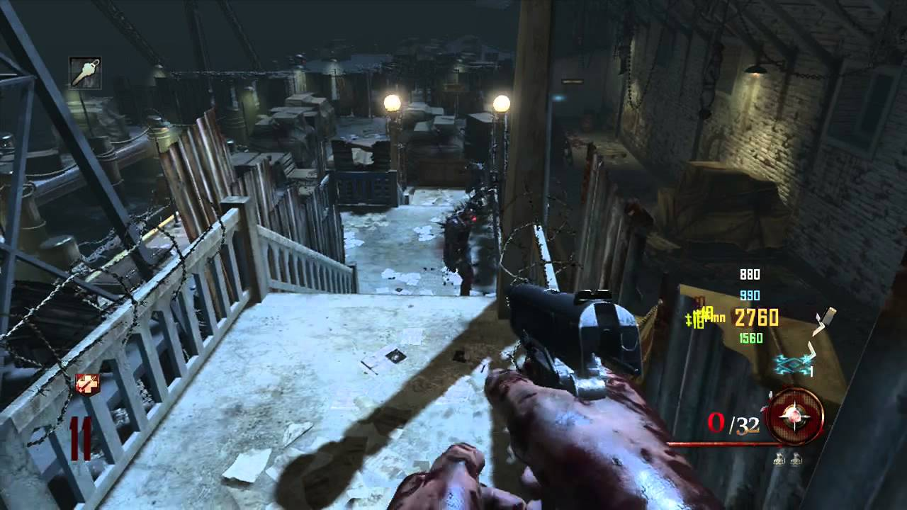 Black Ops 2 Funny Zombie Moments #10