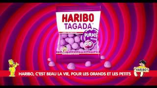 SweetFoliz - Nouveau Bonbon Haribo Tagada Purple