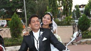 Toast Song in Goan Weddings