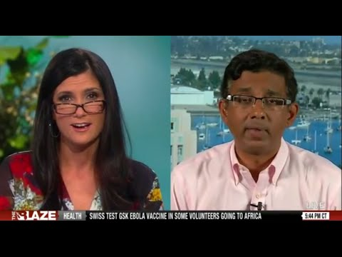 Dinesh D'souza Was Forced To Take A Class On Prison Rape | dana video